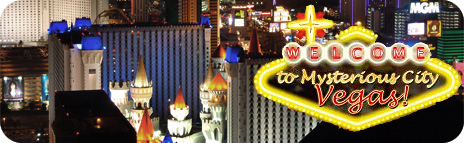 Play free: Mysterious City, Vegas
