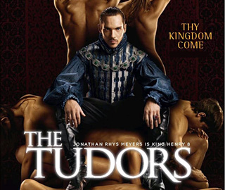 The Tudors Box Shot