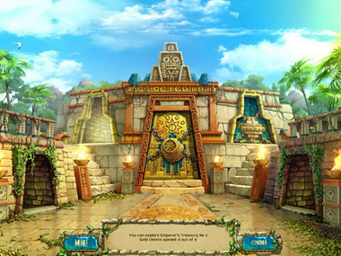 Play Treasures of Montezuma 3 for FREE!